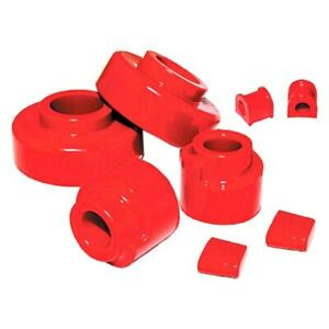 For Jeep Liberty 02 07 Coil Spacer Lift Kit 2 5 X 2 5 Polyurethane Value Front