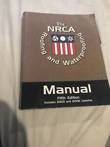 The Official Nrca Roofing And Waterproofing Volume 2 Steep Slope Metal Spf Roof