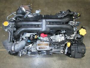2006 2012 Subaru Impreza Wrx Engine Ej20x 2 0l Replacement For 2 5l Turbo