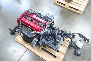 Jdm 96 98 Mitsubishi Lancer Evolution Iv 4g63 2 0l Dohc Turbo Engine Evo 4