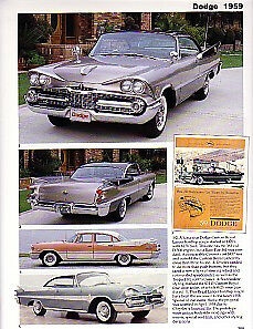 1959 Dodge Article Must See