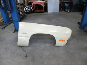 1973 Plymouth Duster Original Rh Passenger Side Fender Mopar