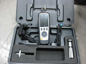 Handheld 6channel Particle Counter Ir Air Temperature Dew Humidity Camera 4in1