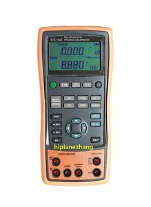 Multifunction Process Calibrator Rtd Thermocouple V a Ohm Frequency Source 1825