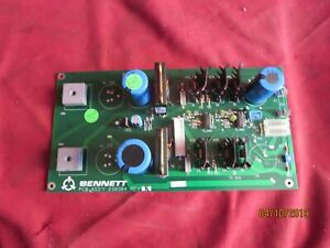 Bennett X ray Pcb Ass y Power Supply Board 208084 Rev K For Hfq 300