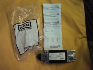 Aro E252rs Manual Air Control Valve 1 4 3 Way 2 position Air Valve Type