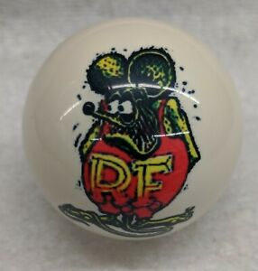 Hot Rod Ratfink Shift Knob 3 8 16 3 8 24