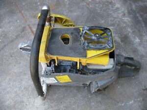 As is Wacker Neuson 14 Cut off Saw Parts Only