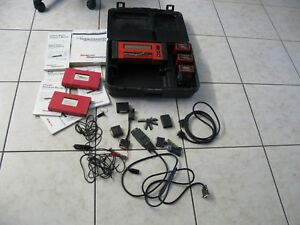 Snap On Scanner Mt2500
