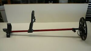 Plugger red 34 Equinox Telescoping Carbon Fiber Detector Shaft