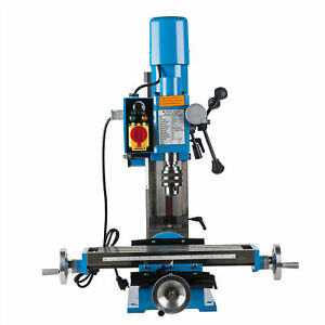 Mini Drilling Milling Machine 600w W 0 2500rpm Speed