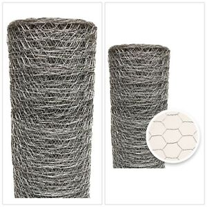 Poultry Netting Chicken Wire Fencing Animal Enclosure Fence 2 X 6ft X 150ft New