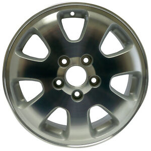 New Replacement 16 16x6 5 Alloy Wheel Rim For 2002 2003 2004 Honda Odyssey
