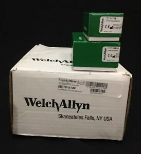 Welch Allyn 767 Transformer 11710 Opthalmoscope 23810 Macroviewotoscope new