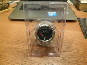 Make Waves Super Pro Electrical Temperature Gauge 2 1 16 2300 130 To 290 F