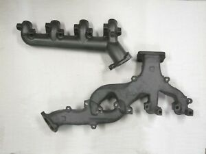 6 2 6 5 Gm Chevrolet Turbo Diesel New Exhaust Manifold Set