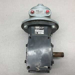 New No Box Gast Air Motor And Speed Reducer 4am 550c aa10 4am nrv 550c