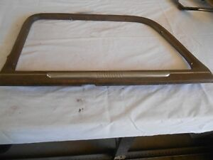1948 Dodge 4 Door Sedan Driver Door Interior Garnish Molding Original