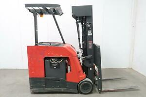 2013 Raymond 425 c4qm Electric Stand Up Forklift End Control docker
