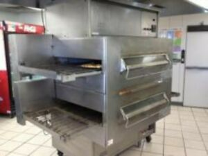 Dominos Pizza Middleby Marshall Ps360q Double stacked Pizza Oven