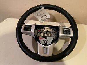 2011 2012 2013 2014 2015 Dodge Charger Se Steering Wheel Black 1xw201x9aa