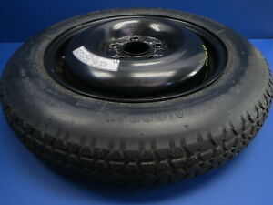 2003 Honda Accord 4cyl 4dr 15x4 T Spare Tire Wheel And Tire 135 90 15 Oem A11