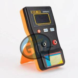 Autoranging In Circuit Esr Capacitor Meter Tester Mesr100 V2 Up To 0 001 To 100r