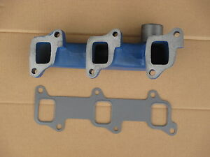 Exhaust Manifold Gasket For Ford Industrial 445a 450 4500 515 530a 531 535 540