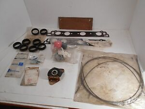 Mercedes Benz Oem Parts Lot 4 Miscellaneous Nos Some In Sealed Bags