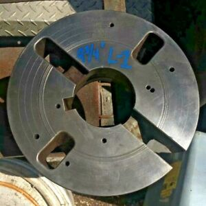 10 Metal Lathe Dog Drive Face Plate L1 Tapered Spindle Mount Southbend Clausing