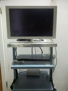 Promedica Endoscopy Cart Tower With Monitor Miami