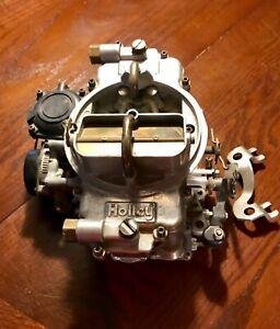 Holley Marine Carburetor Model 4010 750 Cfm