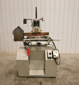 13935 Harig 6 X 18 Hand Surface Grinder Model 618