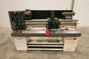 13799 Clausing Colchester 13 X 40 Geared Head Lathe Model 8025