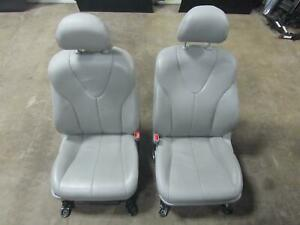 11 Toyota Camry Le Front Seat Seats Leather Oem Pair Left Right Driver Passenger