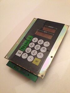F930 78 31 3 A Fugi Electric Keypad Data Panel F9307831 3 a Miyano Cnc Bar Fee