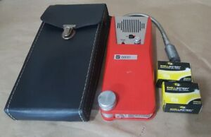 Tif 8800 Combustible Gas Detector With Leather Case And New Batteries