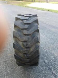 Backhoe Tire Solideal 195l 24ind 10 Ply