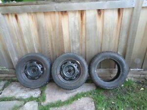 Hankook Snow Tire 196 60r14 85t