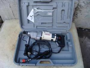 Edco T1 Mu ela2 Core Drill Rig Works Great 120 Volts