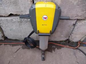 Wacker Newson Eh 70 Eh70 Concrete Demolition Jack Bosch Hammer Brand New 2