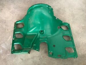 Porsche 911 2 7 Liter Engine Air Duct Fan Shroud green 1974 77