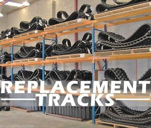 Takeuchi Tb250 Excavator Replacement Tracks Set Of 2 400x72 5nx74 By Dominion