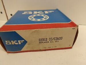 Skf Spherical Roller Bearing 22313 Cc c3w33 Stk16431u