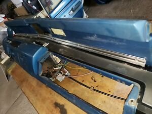 1969 1968 B Body Coronet Gtx Road Runner Dash Board Trim Strip Finish Molding 69