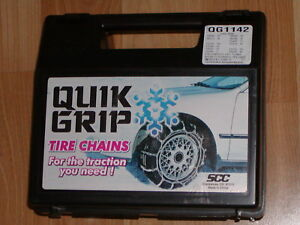 Tire Snow Chains Scc Qg1142 1142 215 65 17 215 65r17 255 50r17 225 55 17
