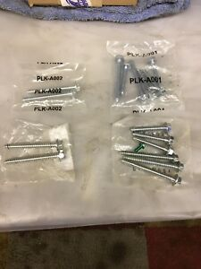 Hex Head 1 4 X 3 1 4 X 2 Wood Screws Lot 1 000 In Total