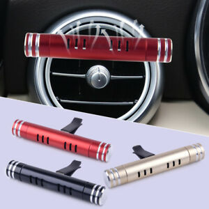 Car Vent Clip Conditioning Perfume Freshner Airfreshener Air Freshener Stick New