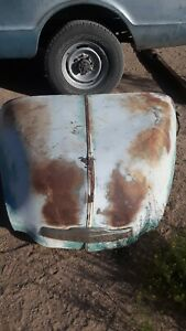 1948 Chevy Truck Hood With Emblem