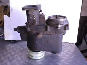 Up Draft 2bl Carburetor Schebler Sx313 Can Be For Auburn From 1927 1929